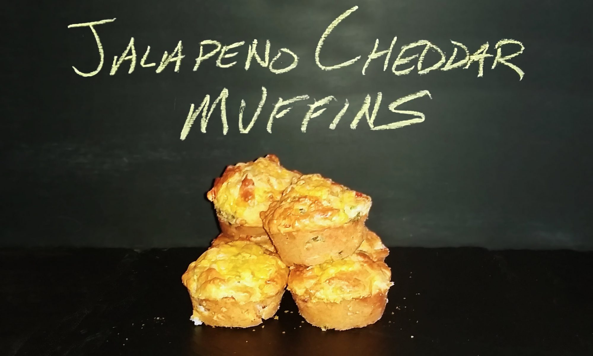 jalapeno cheddar muffin image